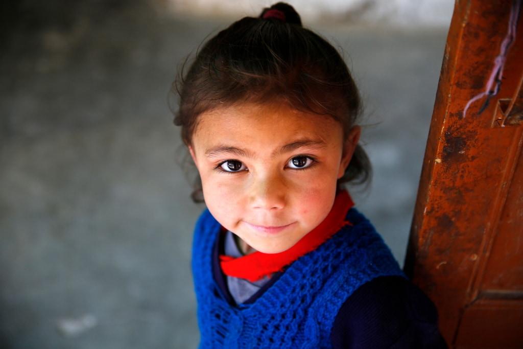Lewandowska-ladakh-indie-klasztor-dziewczynka